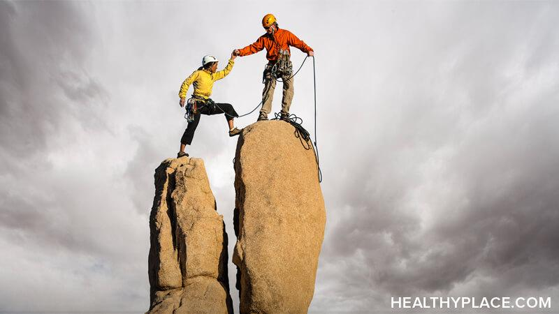 You can overcome fear by defining your values. It's not complicated, and you can learn about how to overcome fear by defining your values at HealthyPlace.