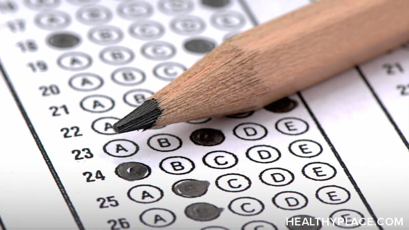 ADHD and exams don't always go well together because ADHD makes test taking hard. Improve your exams with test taking strategies for ADHD students.