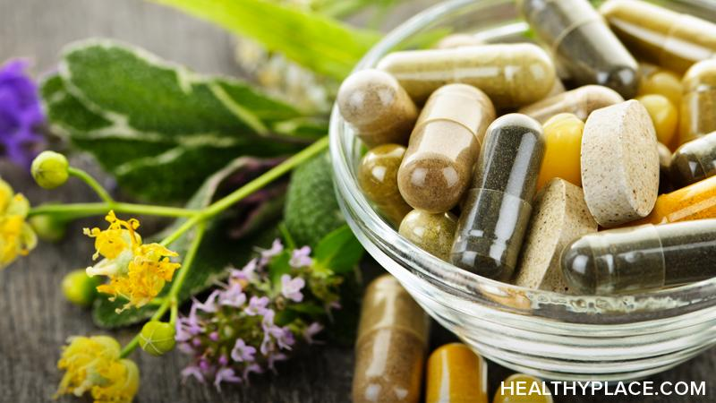 herbs supplements bipolar healthyplace