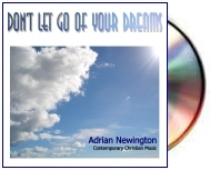 Don't Let Go of Your Dreams CD Cover