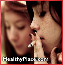 Scientists supported by the NIMH and the NIDA have documented that chronic cigarette smoking during adolescence may increase the likelihood that these teens will develop a variety of anxiety disorders in early adulthood. Read more.