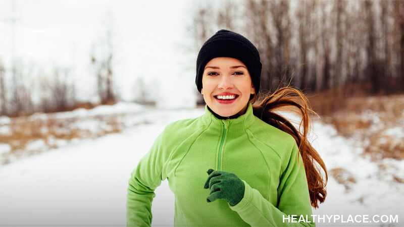 The winter blues resemble a mild form of depression and can make winters unpleasant. Beating the winter blues can be as simple as getting outside and eating right.