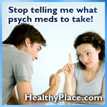 Psychiatric Medication Opinions