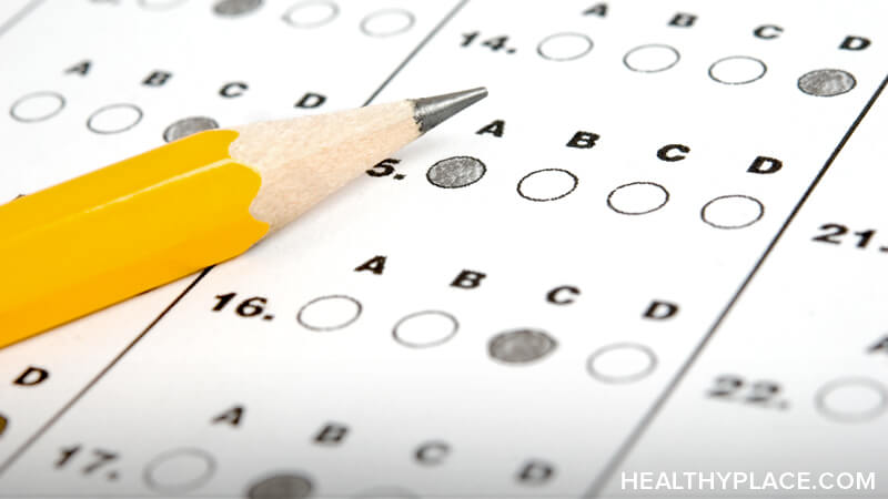 Mental illness diagnosis tests can be intimidating. What are they, and why are they used? Here is some useful info about mental illness tests.