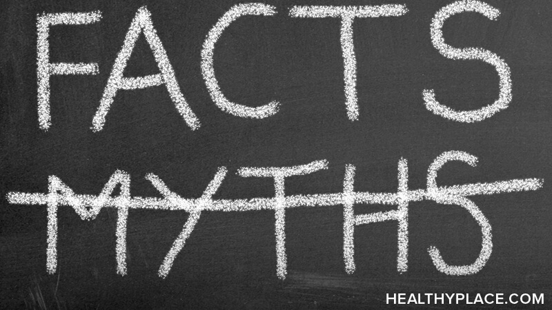 Myths about mental illness are common and they hurt people with mental illnesses. Learn how to separate mental illness facts from mental illness myths.