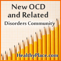 New OCD and Related Disorders Community