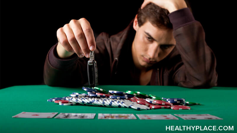 Gambling addiction isn't difficult to determine. Here are the symptoms and signs of gambling addiction.