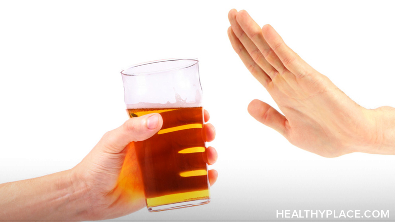 Does cutting down on drinking alcohol, or stopping drinking altogether, help relieve depression? Read more.