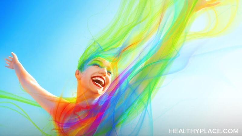 How do you know if you're manic, happy or euphoric? It's important to know when you live with bipolar disorder. Learn how I tell the difference at HealthyPlace.