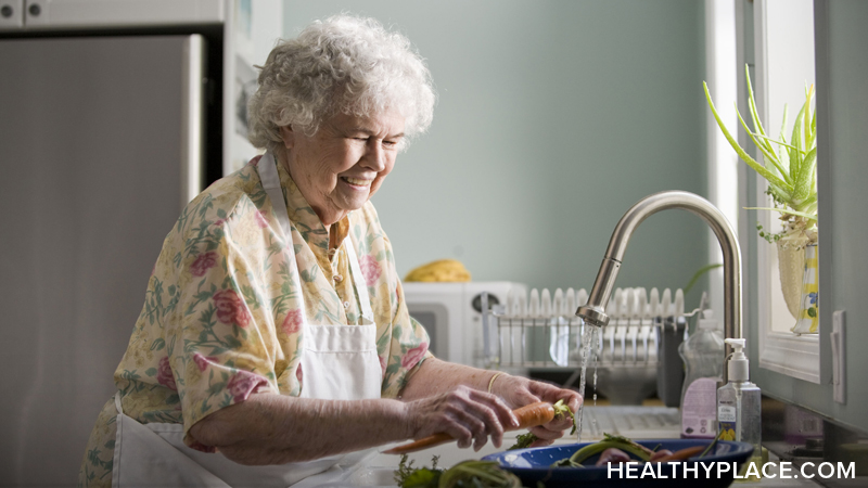 To maintain quality of life, Alzheimer's patients need to feel useful. They also need help with memory, social skills and communicating. Learn more at HealthyPlace.