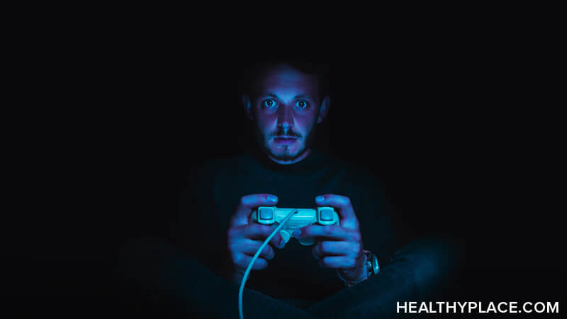 My husband is addicted to gaming. If this is you, learn common feelings in women whose husbands are gaming addicts. Get tips for taking action for change on HealthyPlace.