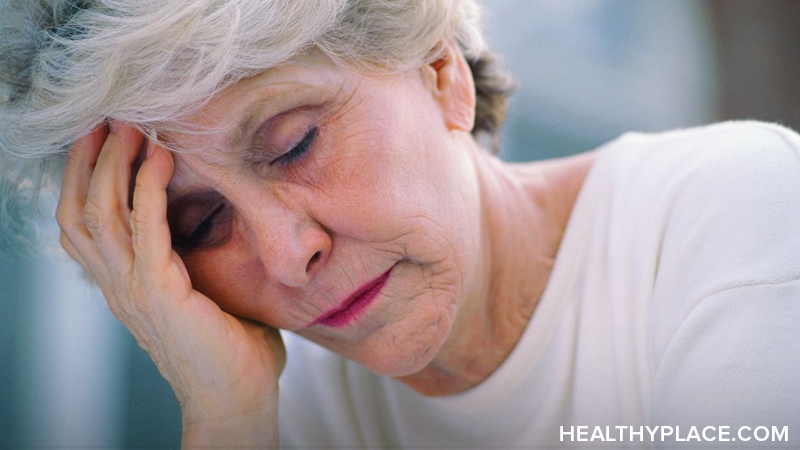 Using medications to treat Alzheimer's patients with sleep problems has risks and benefits. Learn more about them at HealthyPlace.