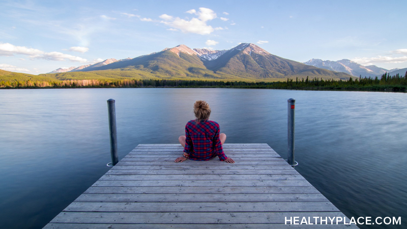 Looking for ways to boost your mental health? Try these 4 simple things and you'll see the benefits right away. Check it out on HealthyPlace.