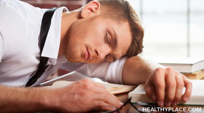 What is a depression nap - and is it a good idea to take a  depression nap at work? Let's take a look.