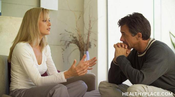 Is it verbal abuse or something else? Sometimes verbal abuse looks like love. Check out these common problems that could be verbal abuse at HealthyPlace.