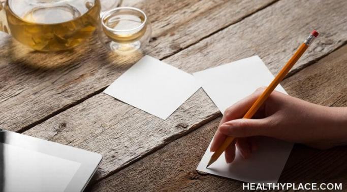 Why is writing about eating disorders vital to your ED recovery?  Find out at HealthyPlace.