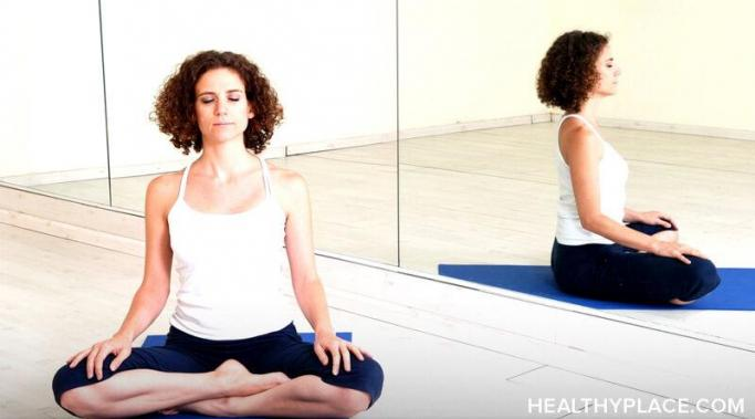 Yoga philosophy, which goes beyond the poses, can improve your mental health. Learn how it works at HealthyPlace.