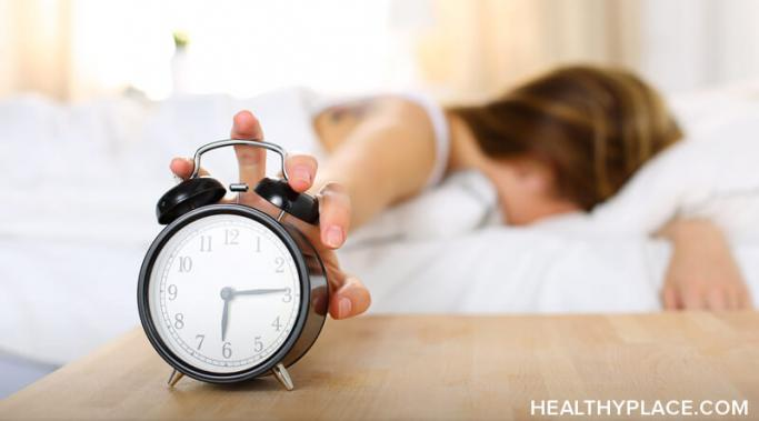If you can't get out of bed in the morning, you're not alone. Find 3 simple ways to wake up and stay up at HealthyPlace.