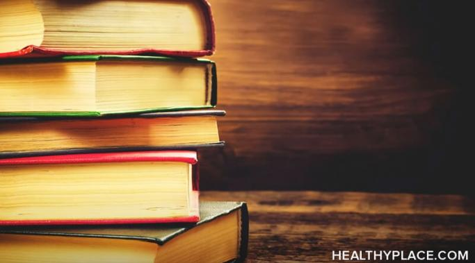 My book collection helps me manage my anxiety. Find out why at HealthyPlace.