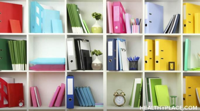 Decluttering serves as a self-harm distraction and might even prevent self-injury behaviors. Find out why at HealthyPlace.