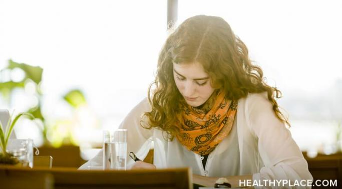 Writing for HealthyPlace benefits my mental health in many ways. I've learned so much from everyone. To find out how you can blog for HealthyPlace, read this.