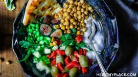 Vegan diets, vegetarian diets, and low-carb diets may cause or worsen depression and mental health in general. Details on HealthyPlace.
