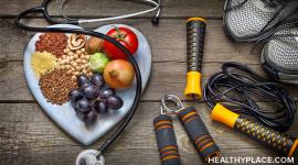 Nutrition, what you eat, can affect your mental health. Get 3 easy-to-implement nutrition tips for your mental health on HealthyPlace.