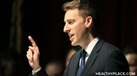 After years of hiding his PTSD and depression because of stigma, Jason Kander quits the Kansas City mayoral race to take care of himself. Read his story on HealthyPlace.