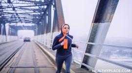 Exercise is good for depression, but it is hard to exercise when you're depressed. Get ideas to motivate yourself to exercise when depression makes it difficult.