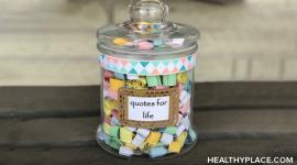 Creating a positivity jar is a simple and inexpensive way to boost your mood when times are tough. Learn how to make yours at HealthyPlace.