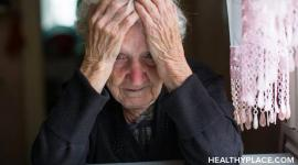 Using medications to treat anxiety in Alzheimer's patients may be necessary, but there are risks you should be aware of. Learn about them at HealthyPlace.