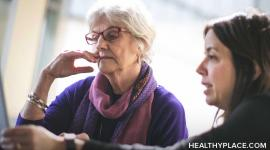 Learn about behavioral and psychiatric symptoms of Alzheimer's disease; how they are diagnosed and drug and non-drug treatments at HealthyPlace.