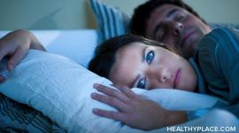 Sleeping too much or too little sleep are symptoms of depression. Find out about depression and insomnia, depression and sleep disorders.