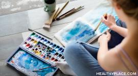 Art therapy sounds self-explanatory, but it is more in-depth than most people realize. Read about art therapy and it's benefits on HealthyPlace.
