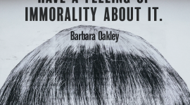 Psychopaths know intellectually what is immoral, they just don't have a feeling of immorality about it. ―Barbara Oakley
