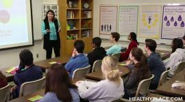 States are starting to mandate teaching mental health in schools. Find out what mental health topics are being taught and the effect it's having on students.