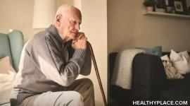 Depression in the elderly can be dangerous. Learn why. Plus symptoms of depression in older adults, depression treatments and lifestyle interventions that help.