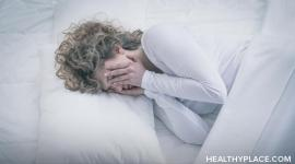 bipolar disorder sleep problems healthyplace