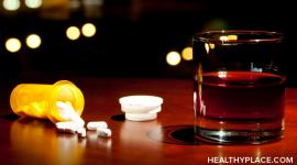 Opioids and alcohol are a dangerous combination. Discover why mixing opioids and alcohol can really mess you up and even kill you. Details on HealthyPlace.