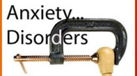 Anxiety disorders research going on at the National Institute of Mental Health-NIMH.
