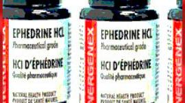 What are the withdrawal symptoms of Ephedrine and Ma Huong? I am having panic attacks after I stopped large quantities of these stimulants.