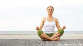 Several studies suggest that yoga is beneficial for anxiety disorders, stress and depression. Read more.
