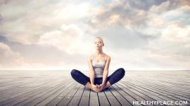 Overview of meditation as a natural remedy for depression and whether meditation works in treating depression.