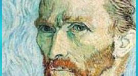 Vincent van Gogh (1853-1890) had an eccentric personality and unstable moods, suffered from recurrent psychotic episodes during the last 2 years of his extraordinary life, and committed suicide at the age of 37. Read more about his life.