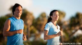 Exercise can improve depression symptoms. Find out more about depression and exercise as part of your depression treatment program.