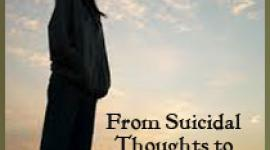 Many with depression, bipolar disorder, schizophrenia, addictions and other mental health conditions have thought about suicide. But I wanted to know what stops someone from crossing the line; from thinking about suicide to attempting or completing suicide?
