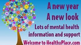 Welcome to the New HealthyPlace.com banner