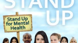 Stand Up for Mental Health and join the campaign