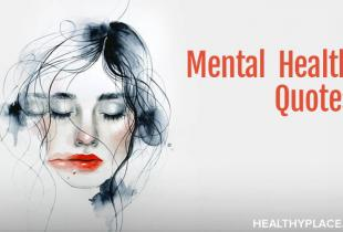 Quotes on mental health, quotes on mental illness that are insightful and inspirational. Plus these mental health quotes are set on shareable images.