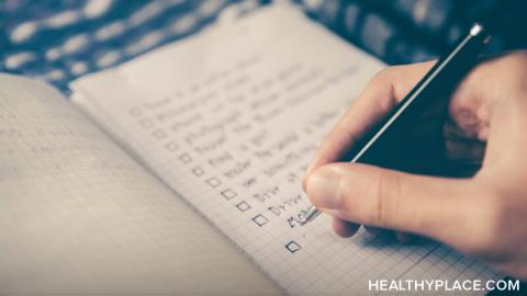 Bullet journaling helps those of us with mental illnesses stay organized and on top of our mental health recovery. Learn more at HealthyPlace.